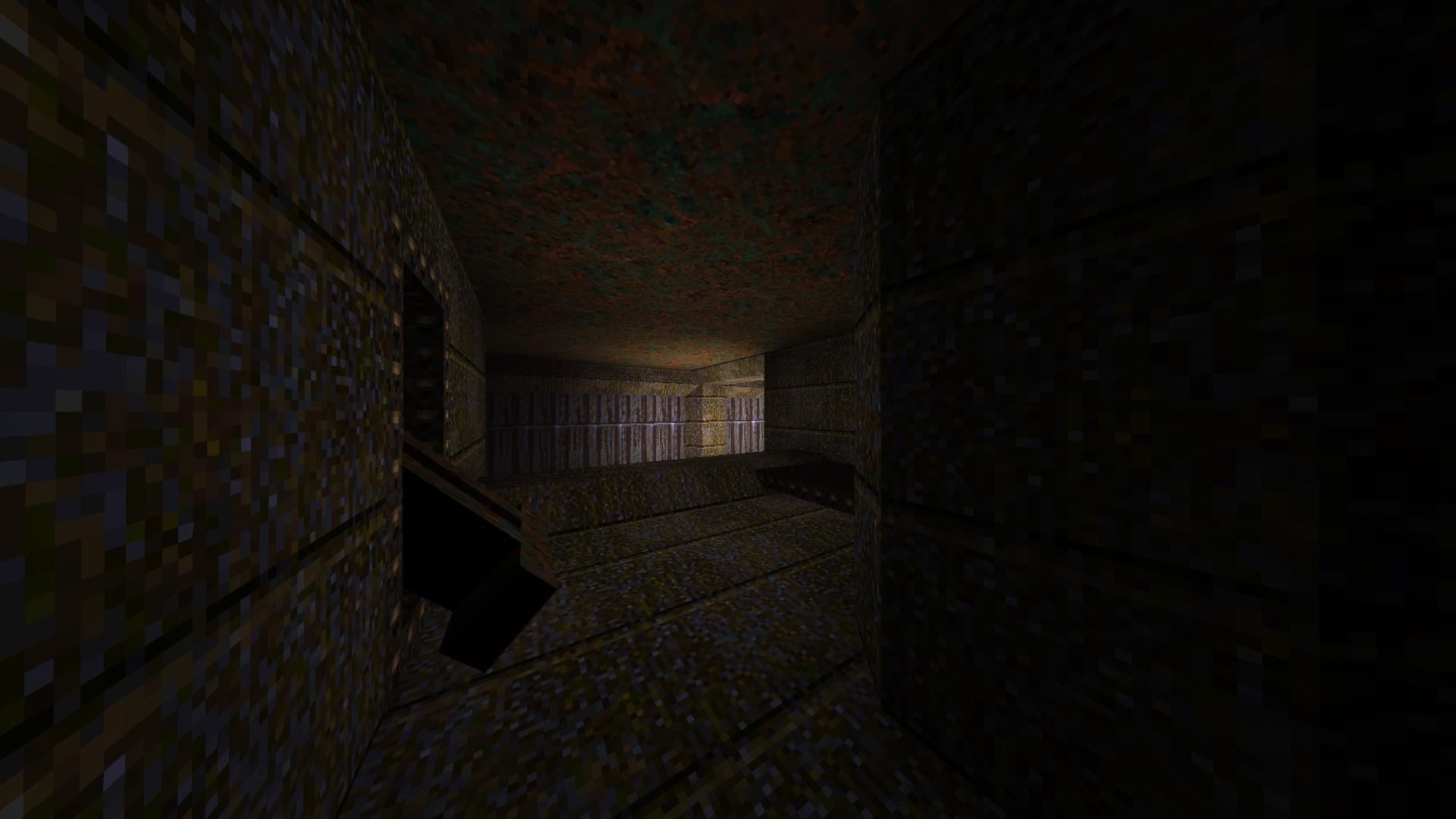 Quake - Locations of All Secrets in Game Tips - E2: Dominion of Darkness - Part II - 25E00E7