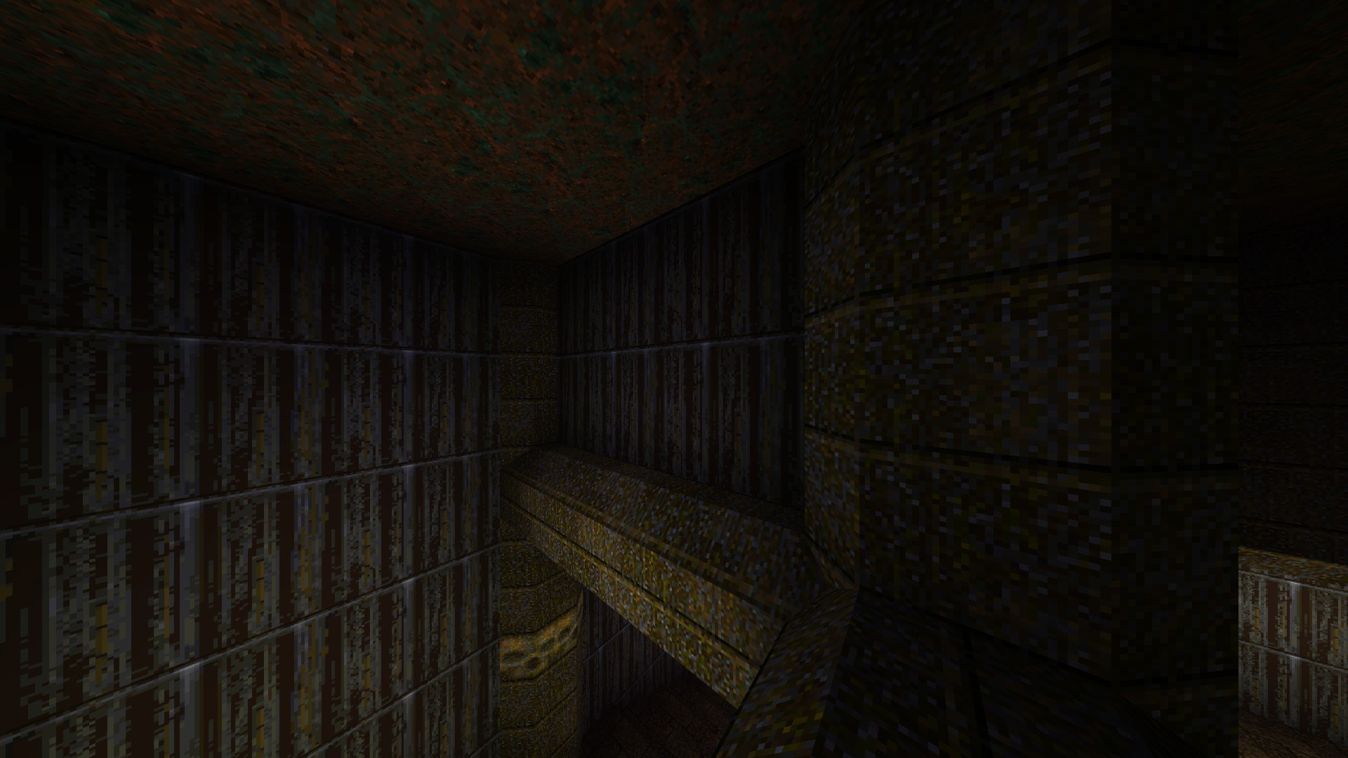 Quake - Locations of All Secrets in Game Tips - E2: Dominion of Darkness - Part II - 3645033