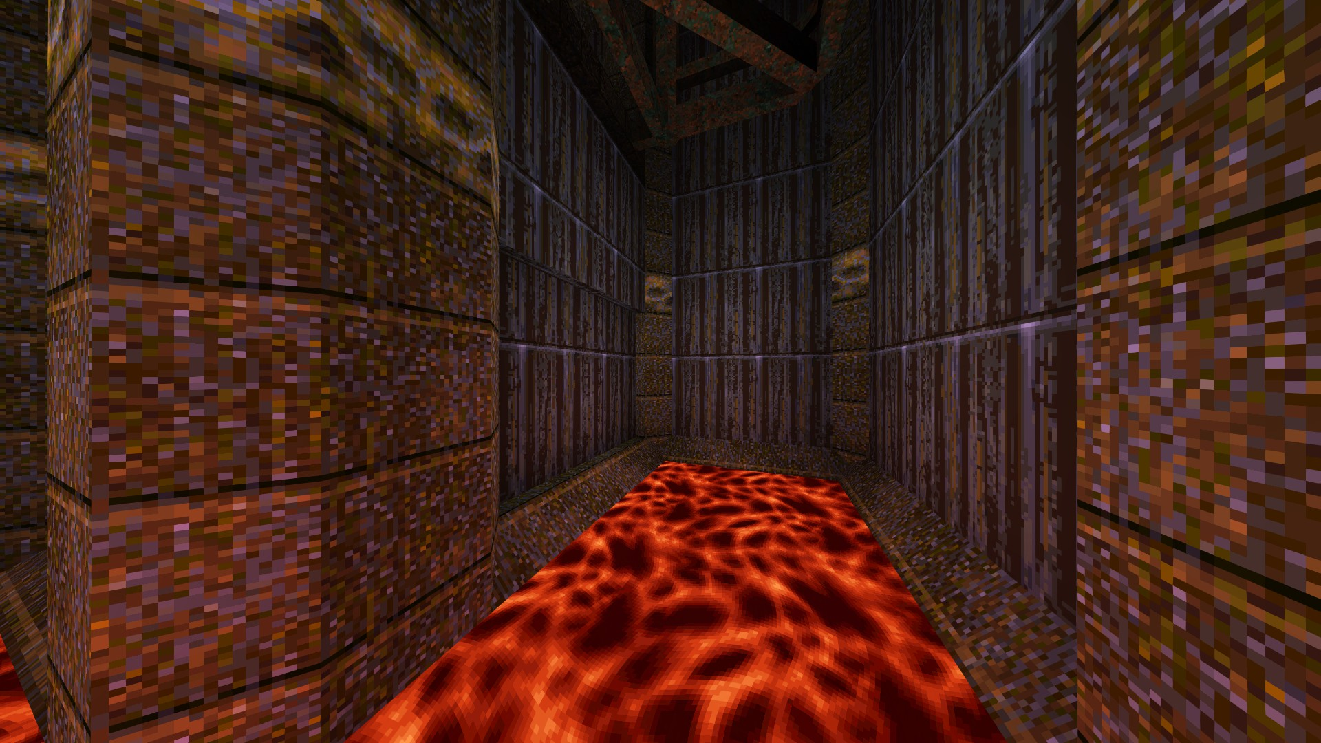 Quake - Locations of All Secrets in Game Tips - E2: Dominion of Darkness - Part II - 36BDE63