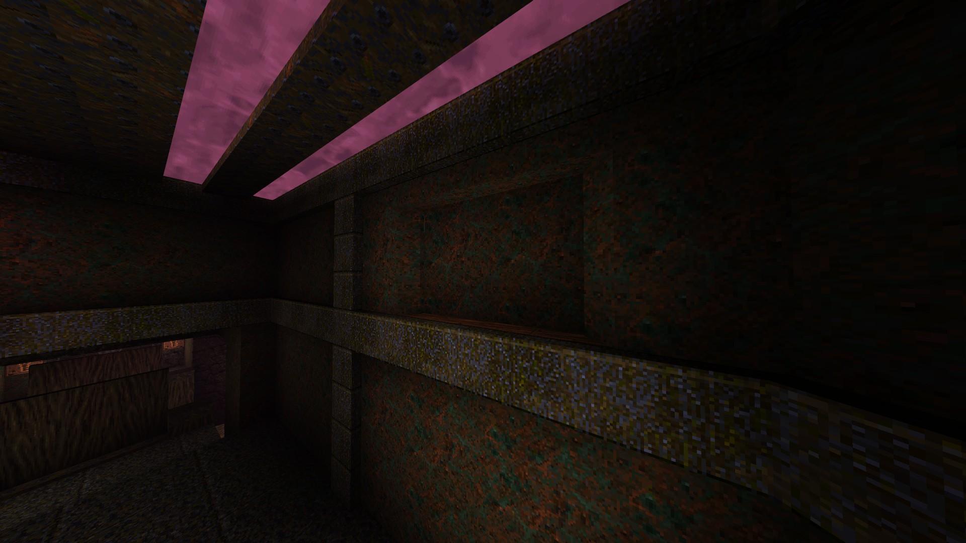 Quake - Locations of All Secrets in Game Tips - E2: Dominion of Darkness - Part II - 4551F5F