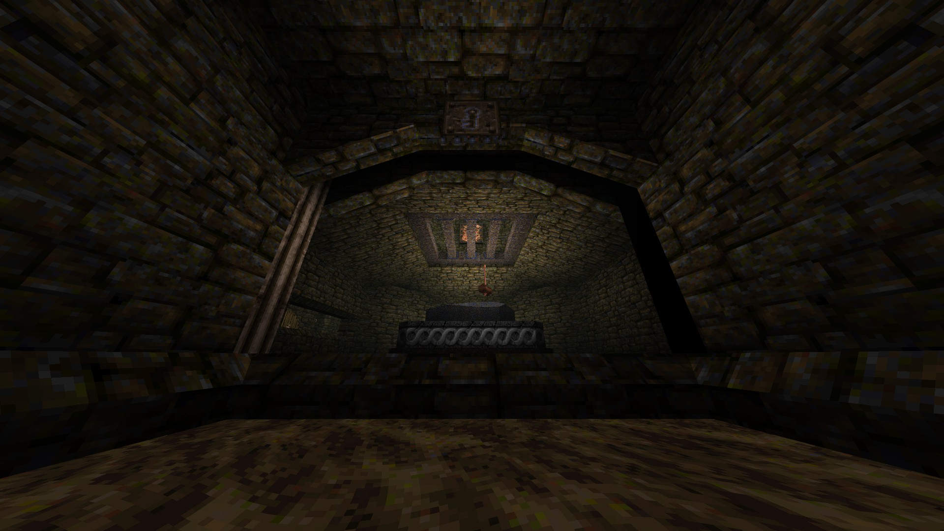 Quake - Locations of All Secrets in Game Tips - E2: Dominion of Darkness - Part II - 46B410E