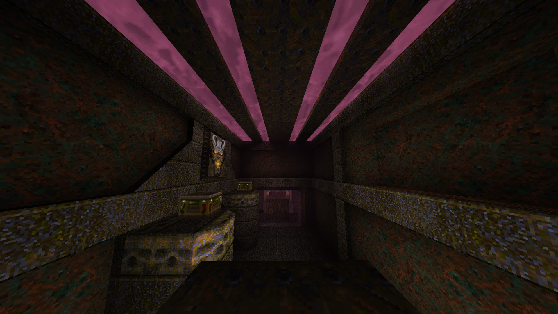 Quake - Locations of All Secrets in Game Tips - E2: Dominion of Darkness - Part II - E217156