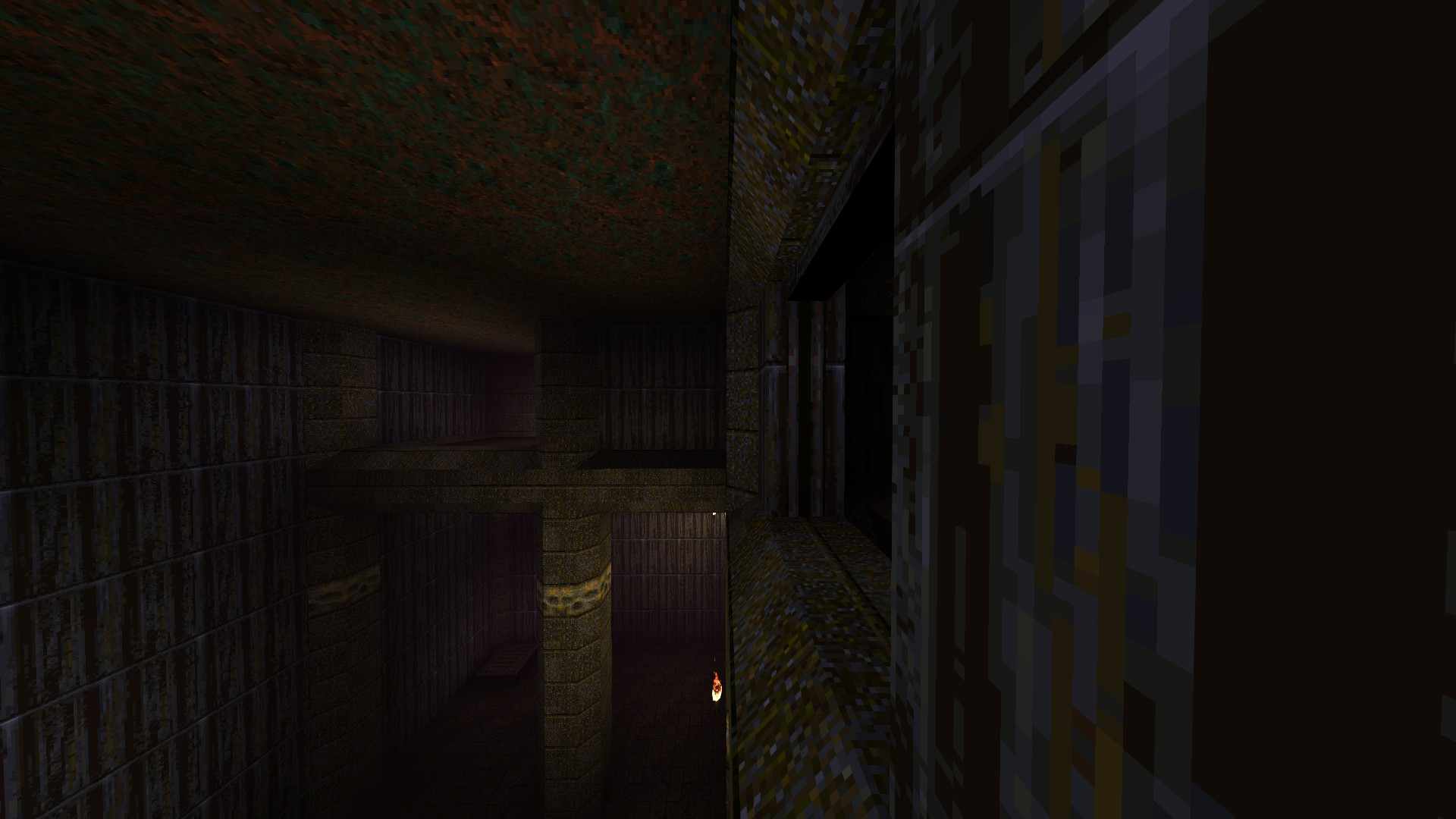 Quake - Locations of All Secrets in Game Tips - E2: Dominion of Darkness - Part II - FF7CB2F
