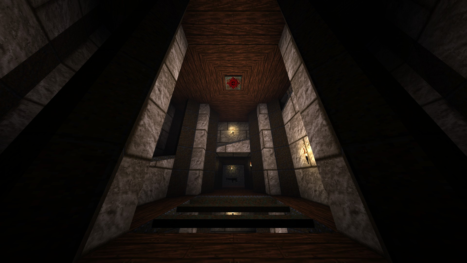 Quake - Locations of All Secrets in Game Tips - E3: The Rift - Part I - 5862C62