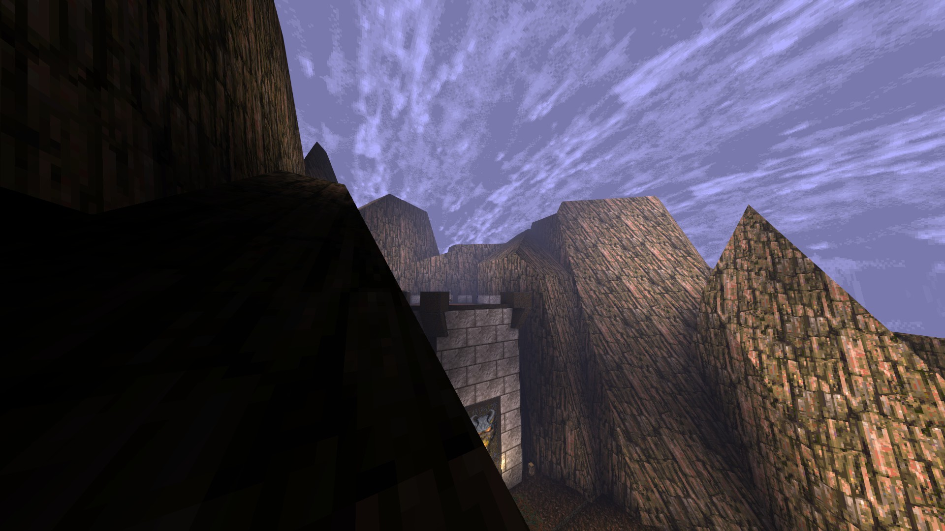 Quake - Locations of All Secrets in Game Tips - E3: The Rift - Part I - 6CD253C