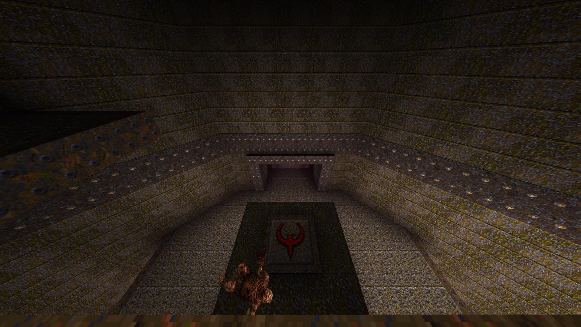 Quake - Locations of All Secrets in Game Tips - E3: The Rift - Part I - 78E6C37