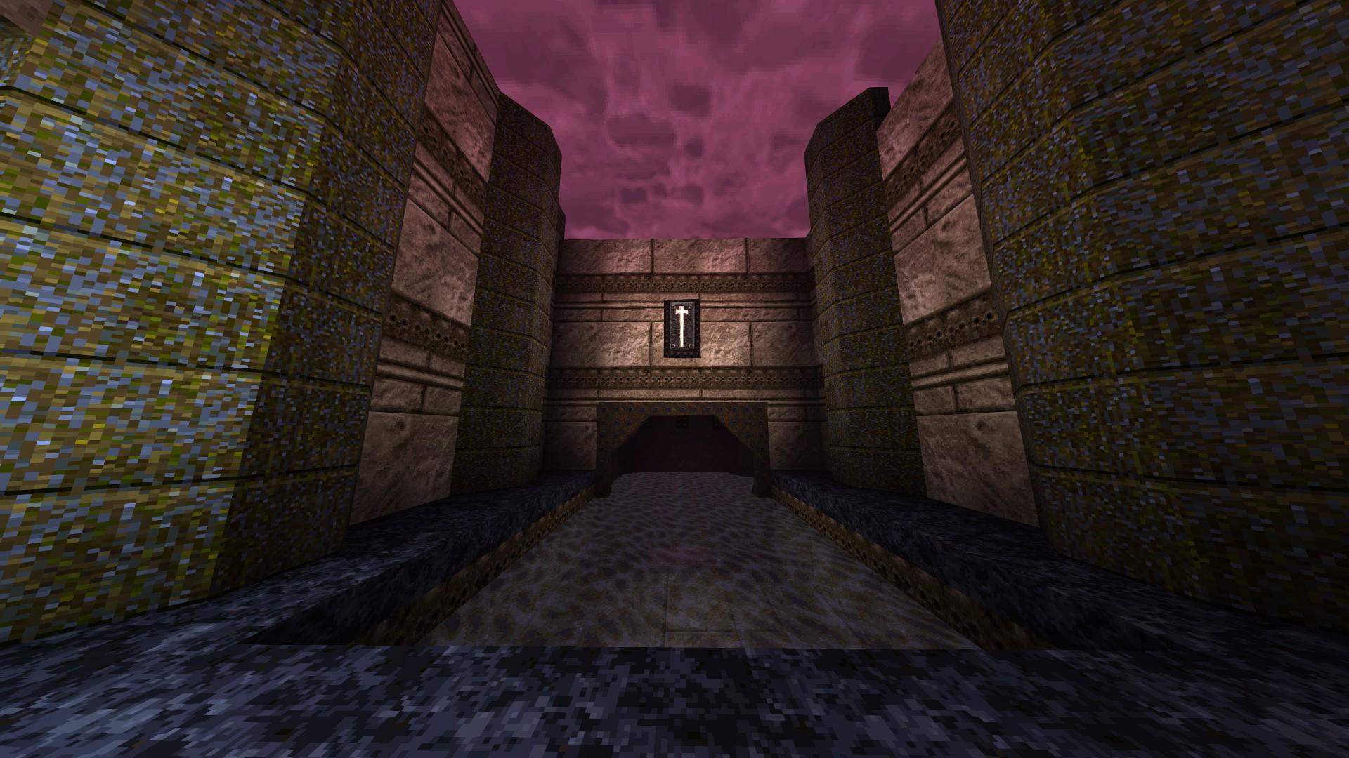 Quake - Locations of All Secrets in Game Tips - E3: The Rift - Part I - 8E5ED56