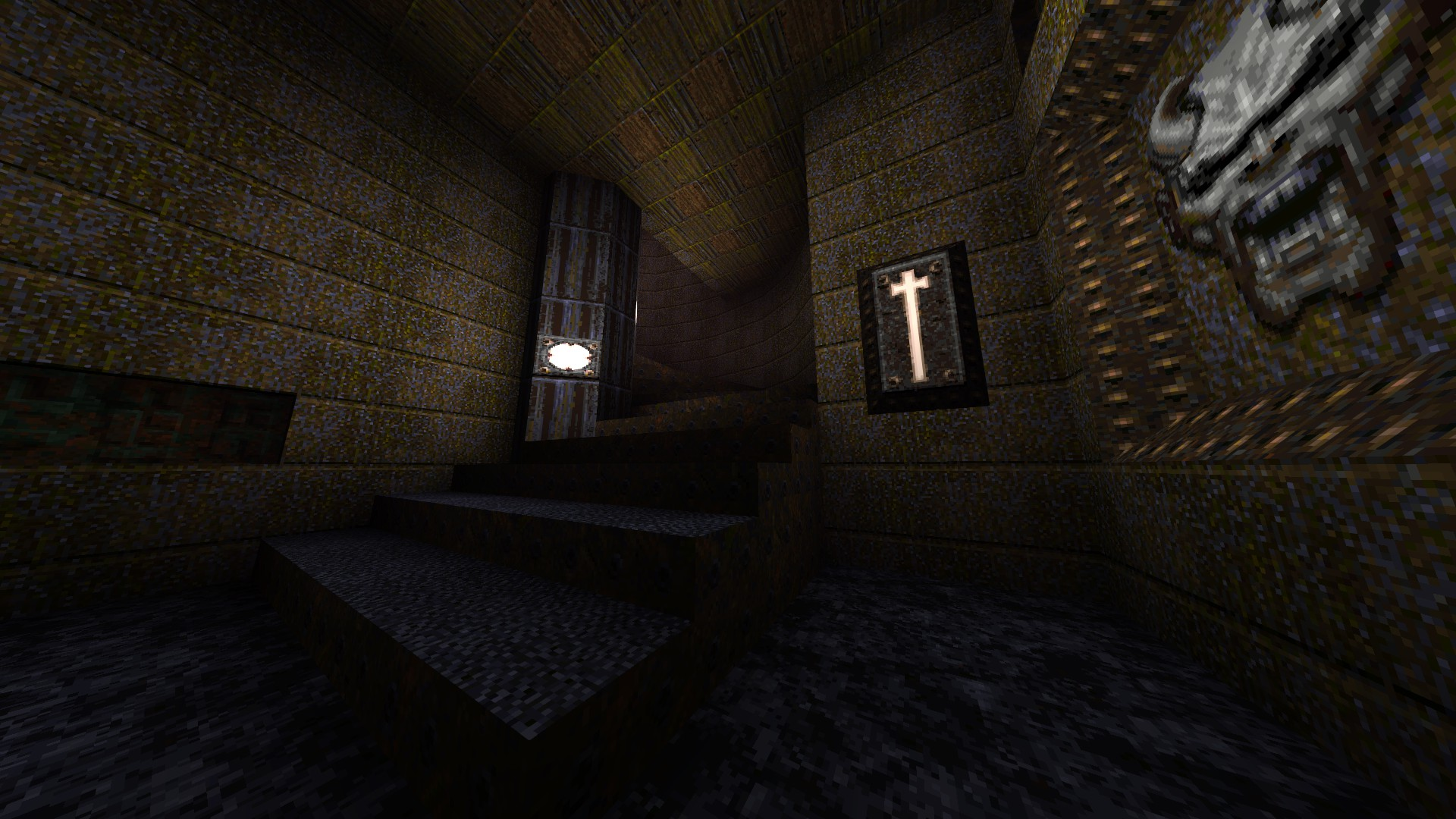 Quake - Locations of All Secrets in Game Tips - E3: The Rift - Part I - 8FA2DA7