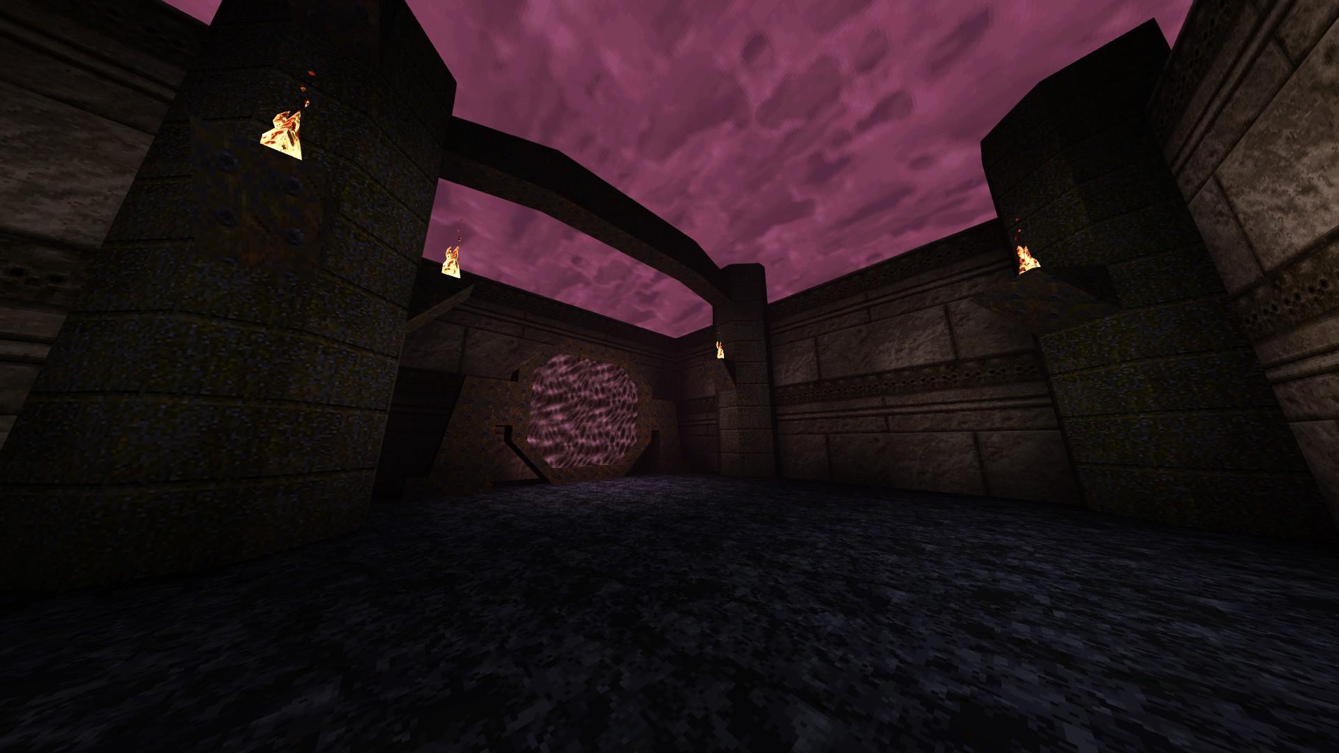 Quake - Locations of All Secrets in Game Tips - E3: The Rift - Part I - E32674C