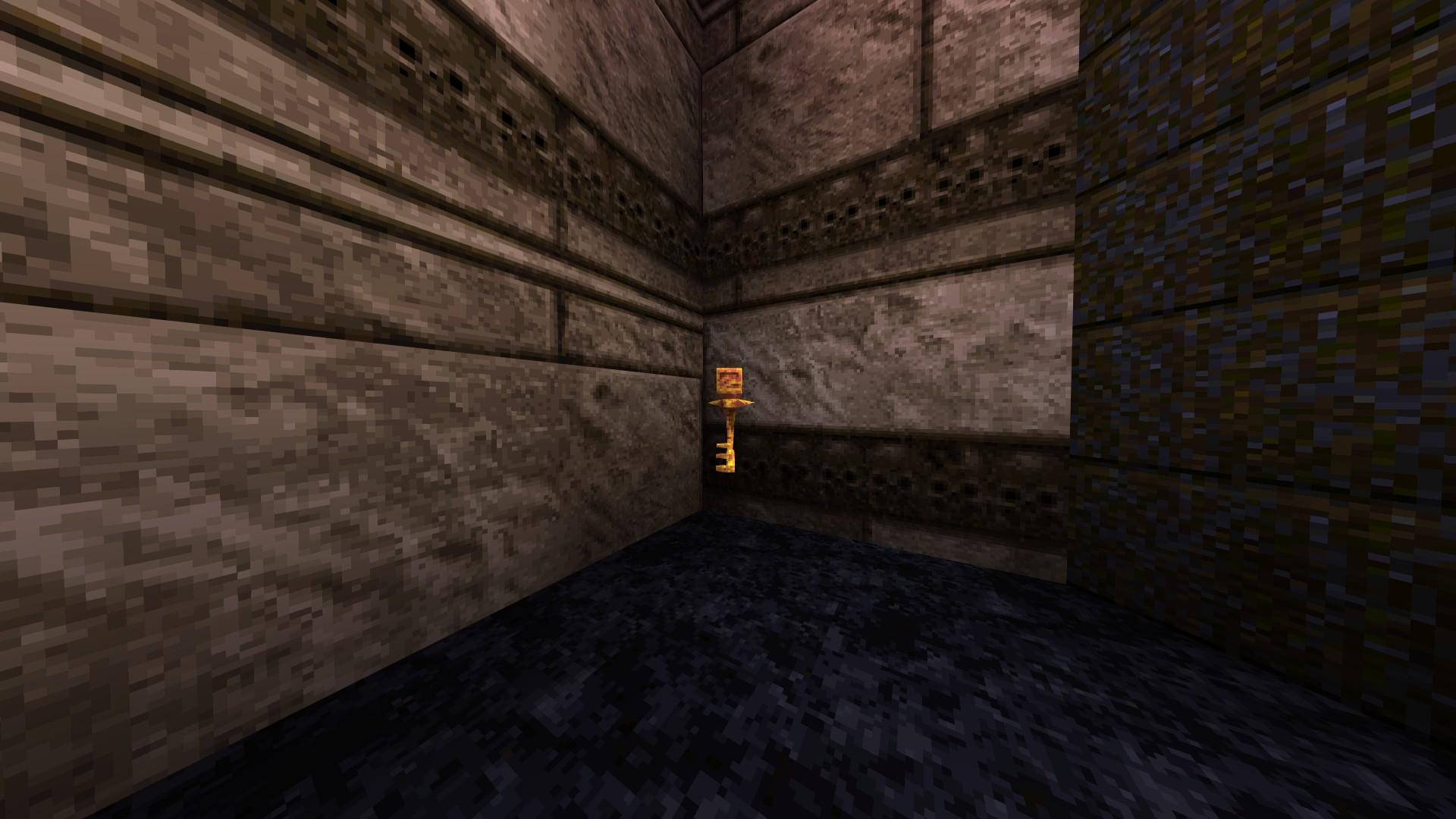 Quake - Locations of All Secrets in Game Tips - E3: The Rift - Part I - E7728E7