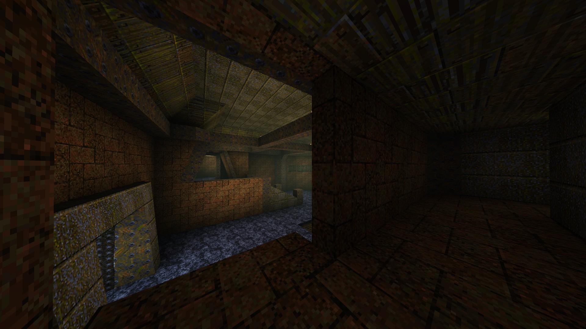 Quake - Locations of All Secrets in Game Tips - E3: The Rift - Part II - 7E7A228