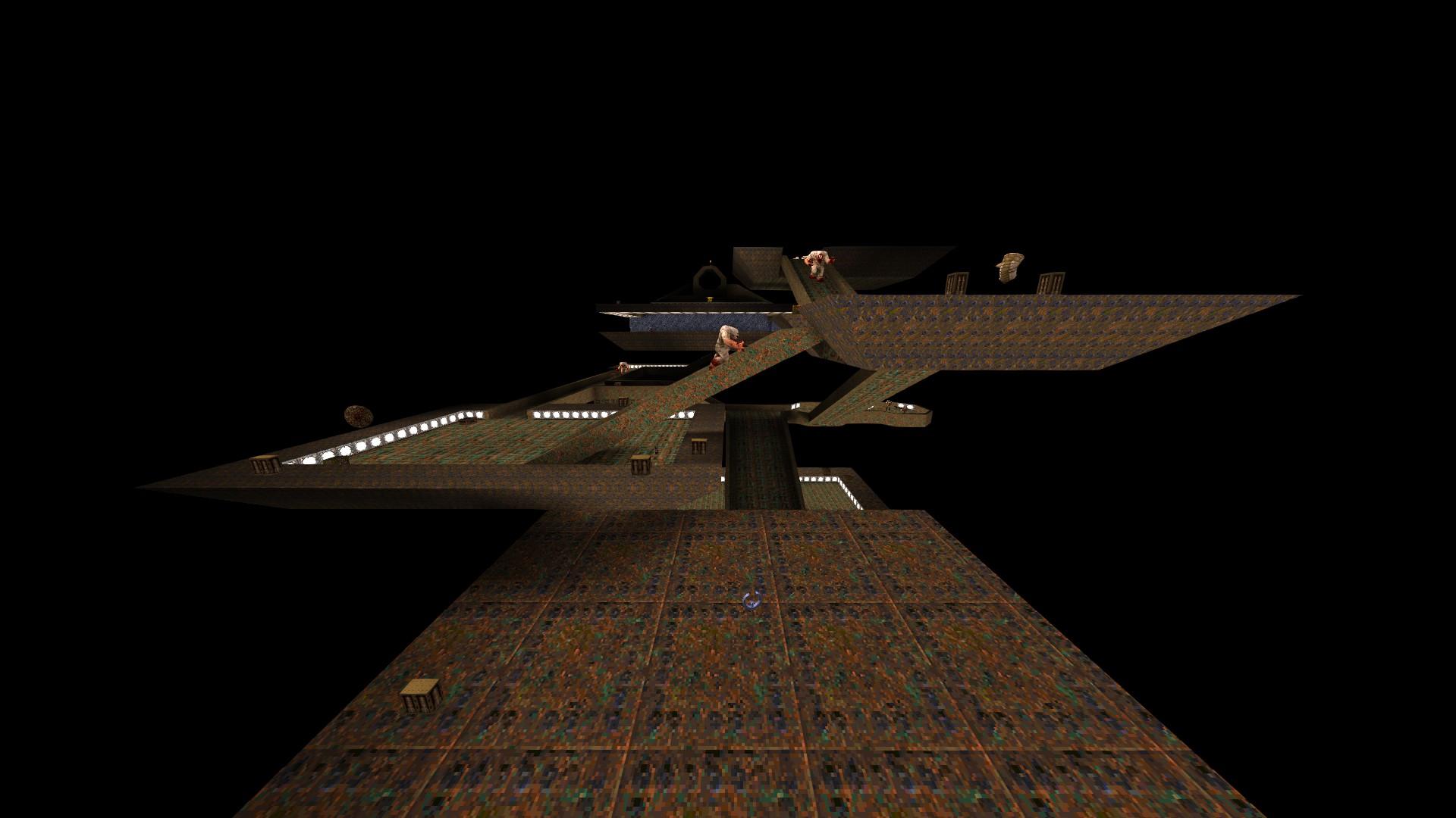 Quake - Locations of All Secrets in Game Tips - E3: The Rift - Part II - E23004C