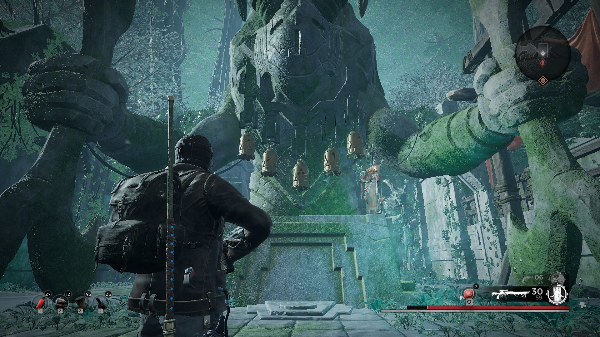 Remnant: From the Ashes - How to Fight All Bosses in Game + Achievements and Characters Information - -Bell Puzzles - A5BDAC0