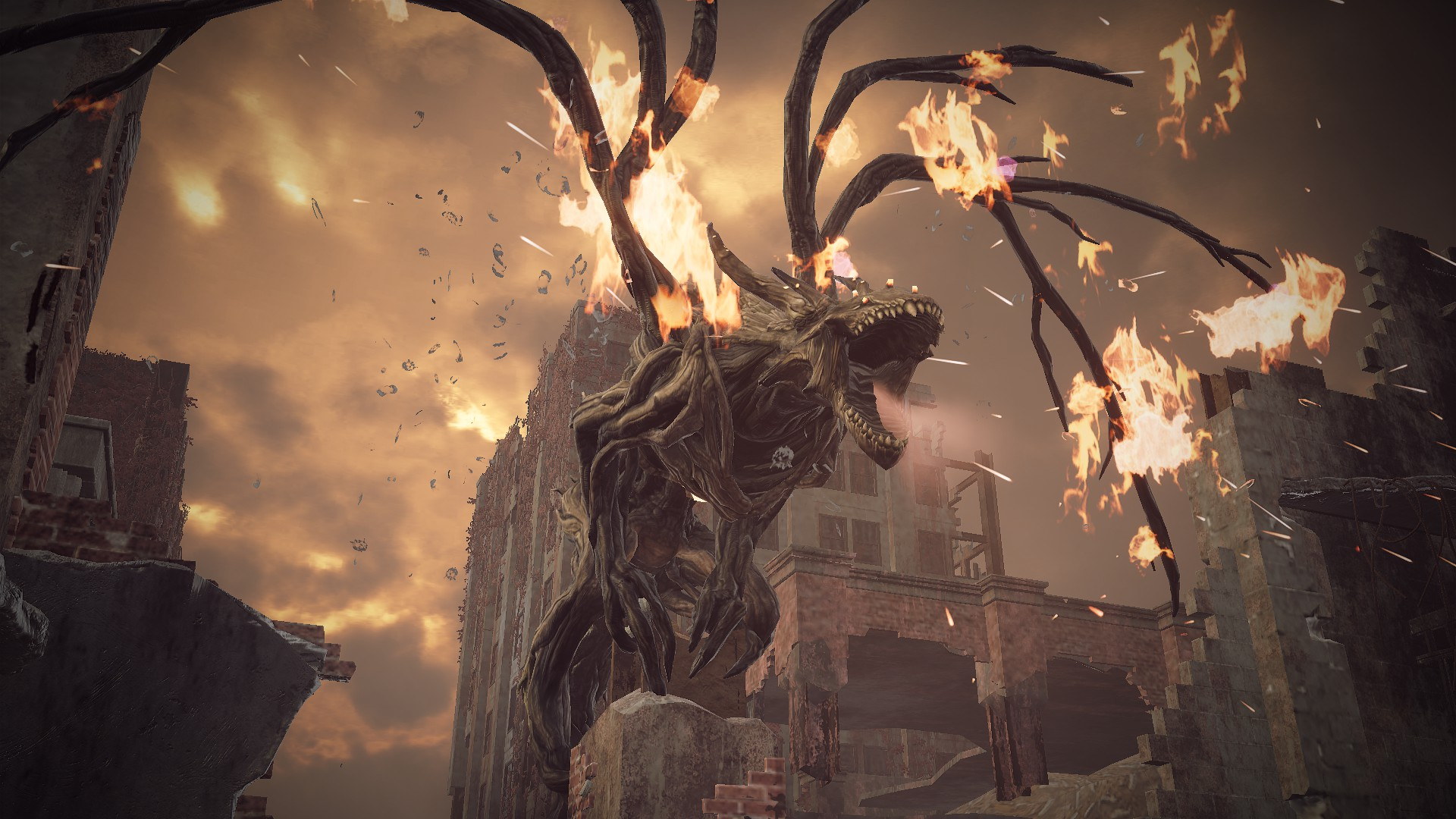 Remnant: From the Ashes - How to Fight All Bosses in Game + Achievements and Characters Information - Bosses on Earth - 2284E76
