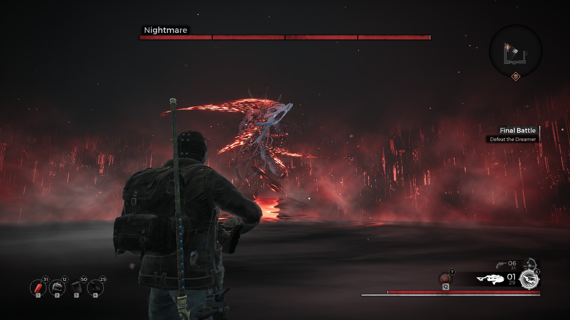 Remnant: From the Ashes - How to Fight All Bosses in Game + Achievements and Characters Information - -Dreamer/Nightmare strategy - 9281402