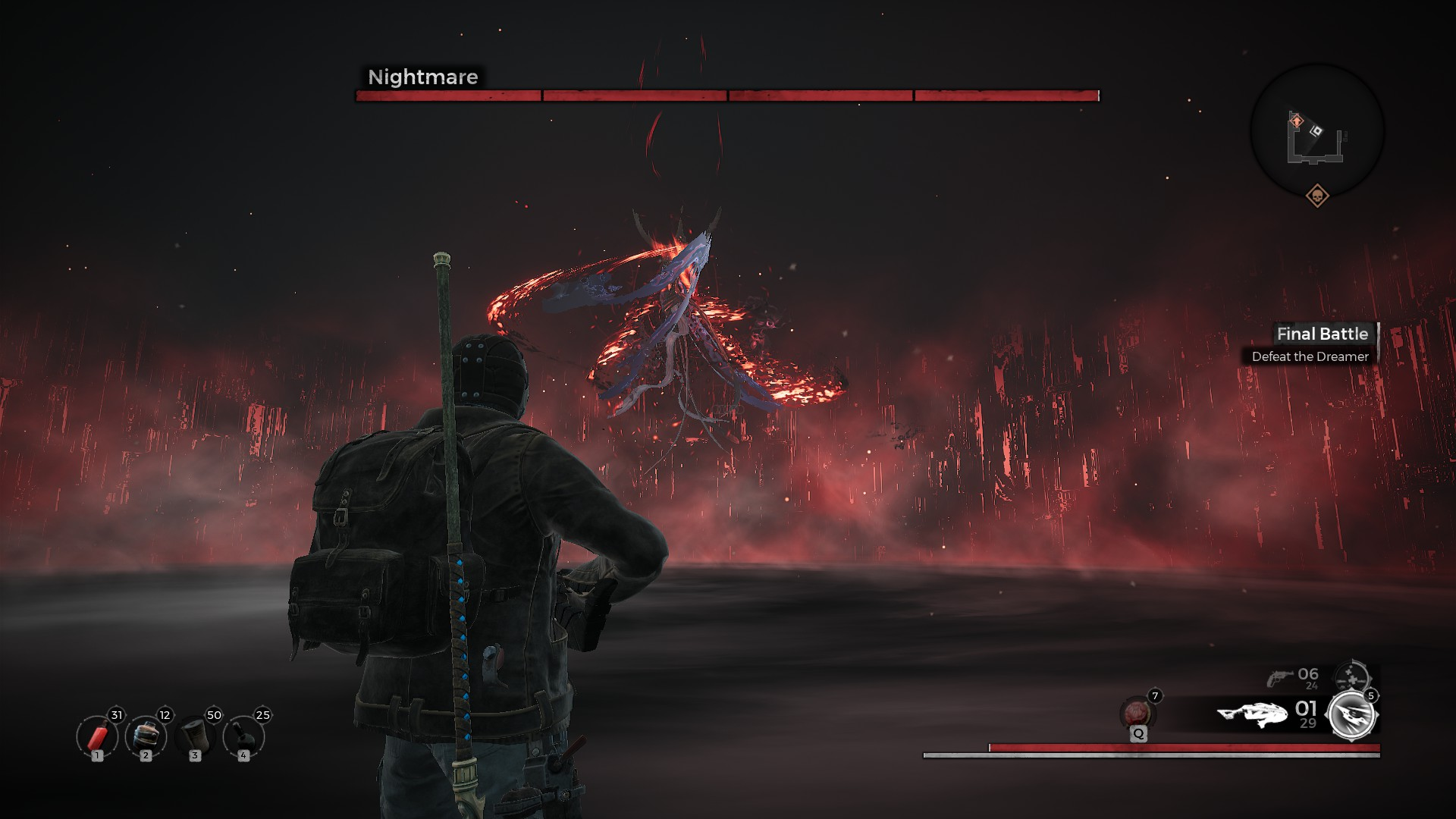 Remnant: From the Ashes - How to Fight All Bosses in Game + Achievements and Characters Information - -Dreamer/Nightmare strategy - A79E17F