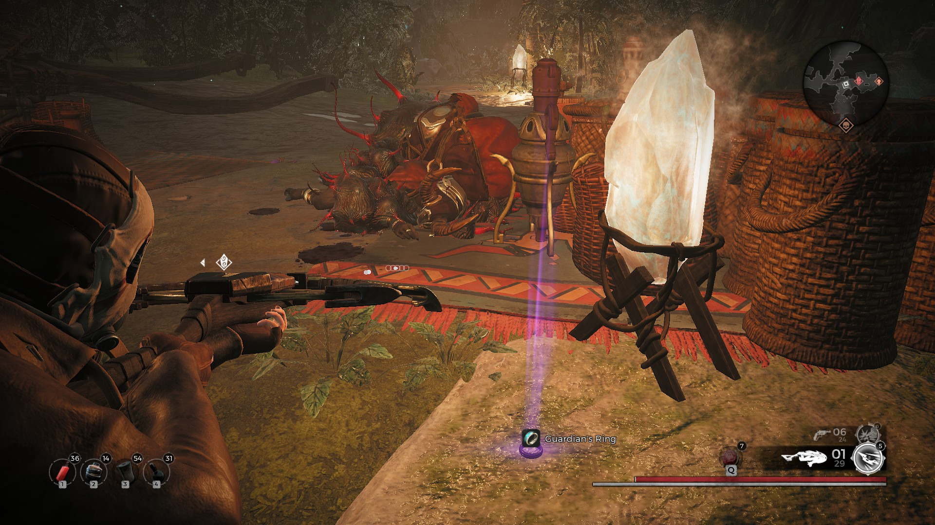 Remnant: From the Ashes - How to Fight All Bosses in Game + Achievements and Characters Information - Rings - 3C779A5
