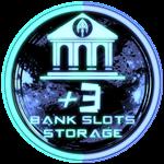 Roblox A Universal Time - Shop Item 3+ Bank Slots Storage