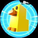 Roblox Aimblox - Badge Duck Hunt