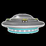 Roblox Alien Simulator - Badge UFO 2.0