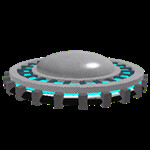Roblox Alien Simulator - Badge UFO 4.0