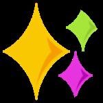 Roblox Alien Simulator - Shop Item ✨SALE!✨ Rainbow Sparkles Trail