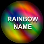 Roblox Hood Duels - Shop Item Rainbow Name