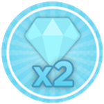 Roblox Hood Duels - Shop Item x2 Gems