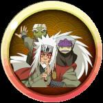 Roblox Naruto War Tycoon - Badge Gama Sennin