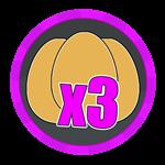 Roblox Printing Simulator - Shop Item x3 Eggs