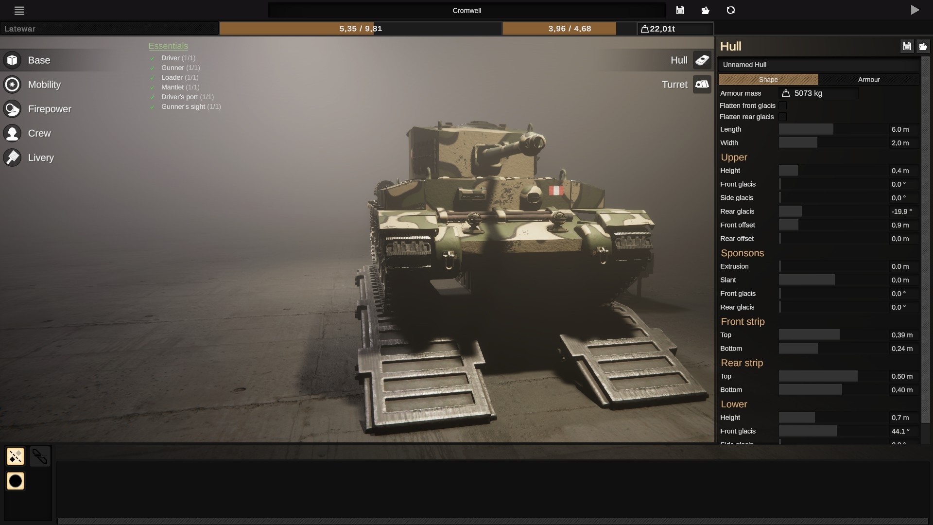 Sprocket - How to Add More Vehicles to the Scenario Mode - Find and move the blueprint files - E42D2E6