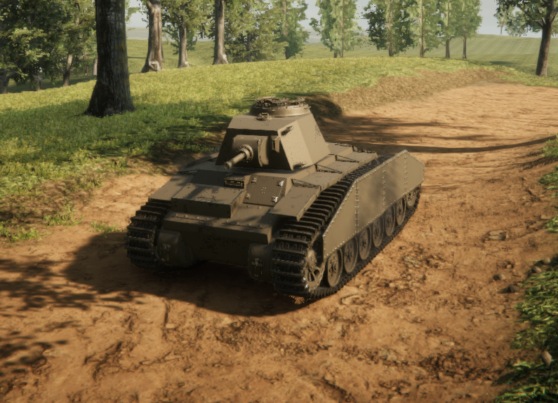 Sprocket - Tanks Informative Guide - Mod Pack Vehicles - The Vehicles - AD7C605
