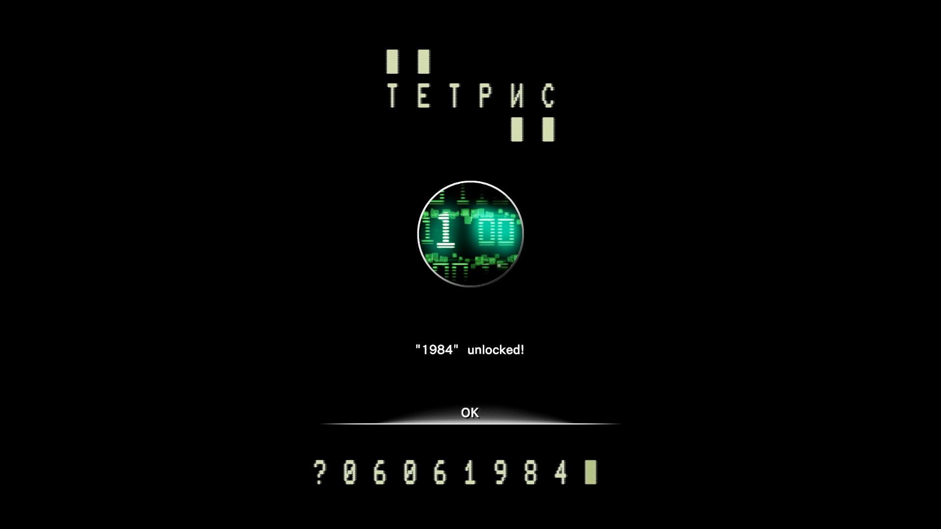 Tetris® Effect: Connected - All Secret Levels 1984/1989 Unlocked + Konami Code - The numbers Mason! - F597277