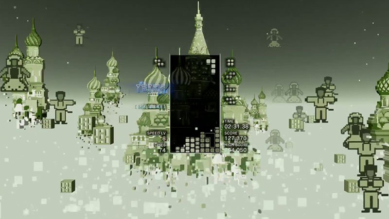Tetris® Effect: Connected - All Secret Levels 1984/1989 Unlocked + Konami Code - Unlocking Secret Level 1989 - F723FF7