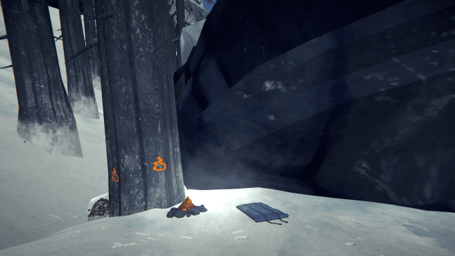 The Long Dark - Advanced rock cache placing + Top 5 caches per region - 10-Mistery Lake - 91BA6D3