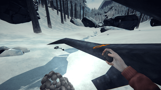 The Long Dark - Advanced rock cache placing + Top 5 caches per region - 10-Mistery Lake - 988FE68