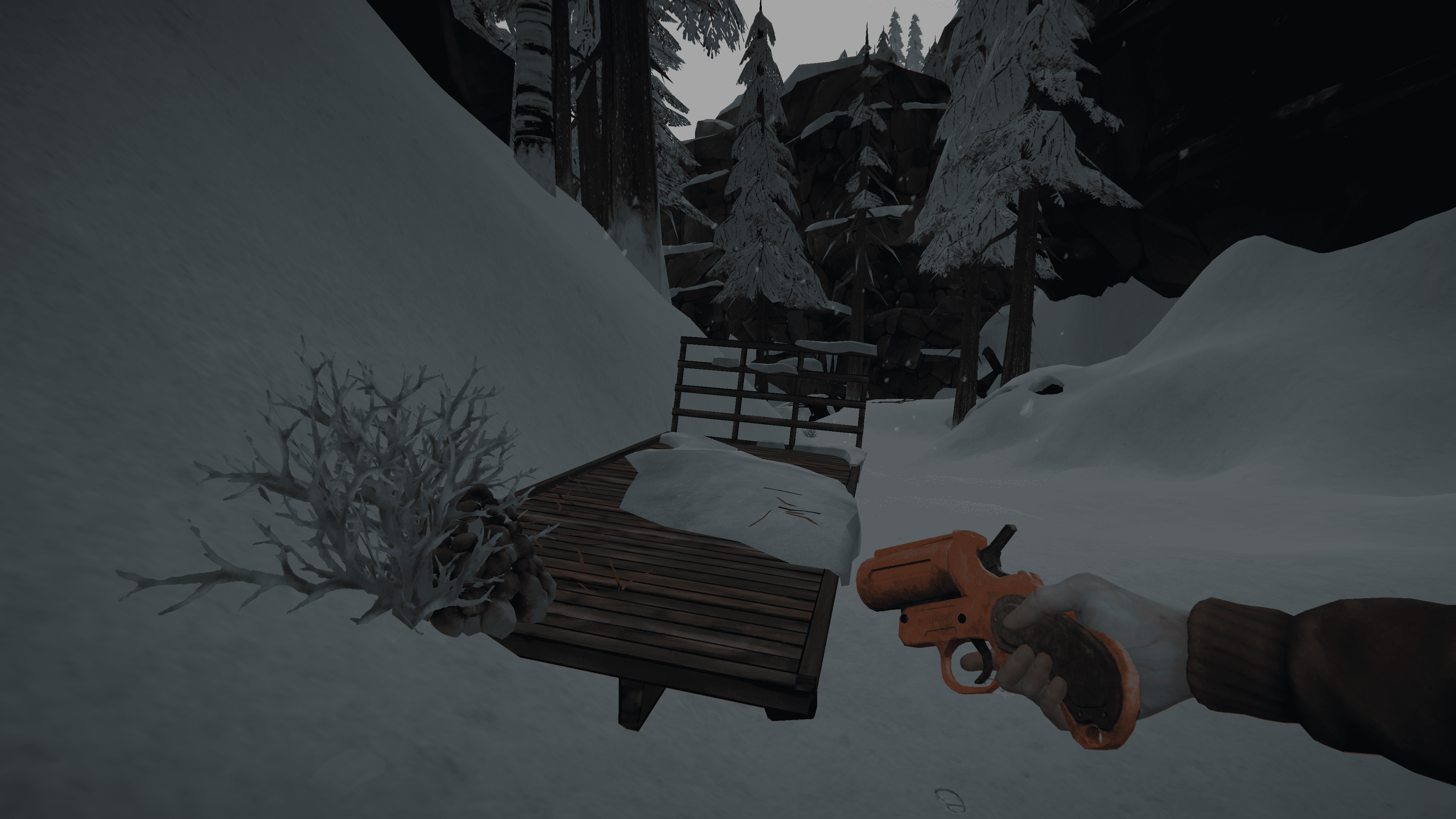 The Long Dark - Advanced rock cache placing + Top 5 caches per region - 11-Desolation Point - 6378EF2