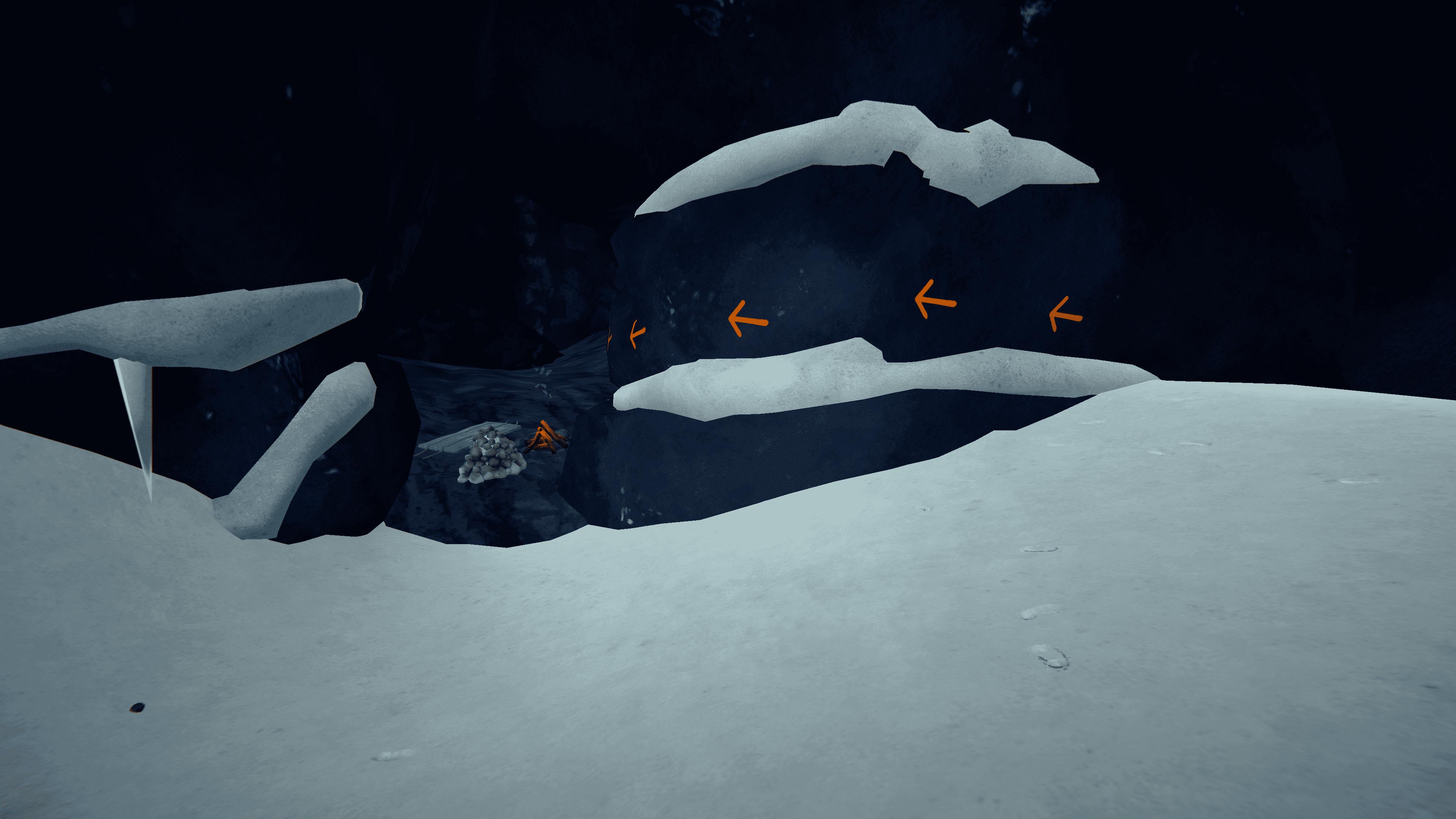 The Long Dark - Advanced rock cache placing + Top 5 caches per region - 2-Pleasant valley - 78B24B0