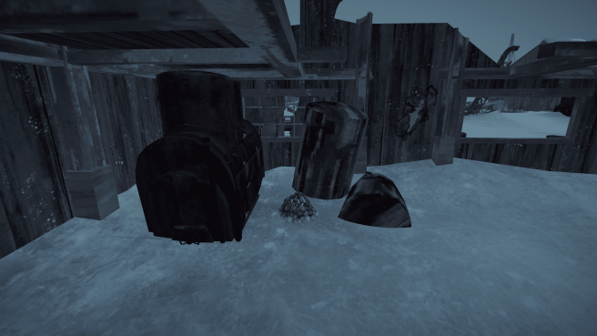 The Long Dark - Advanced rock cache placing + Top 5 caches per region - 4-Bleak Inlet - 760A708