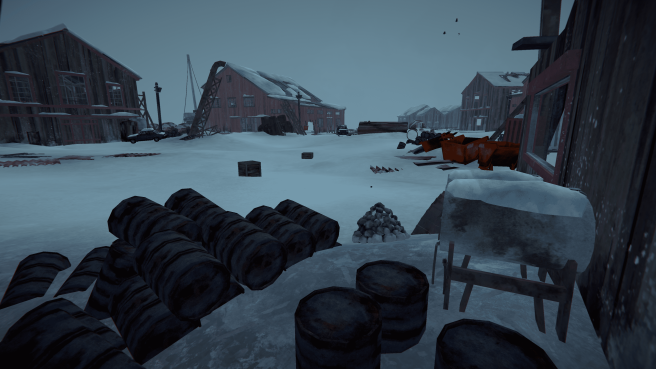 The Long Dark - Advanced rock cache placing + Top 5 caches per region - 4-Bleak Inlet - 88FA872