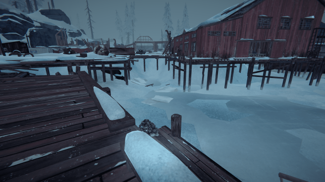 The Long Dark - Advanced rock cache placing + Top 5 caches per region - 4-Bleak Inlet - 9F2991A
