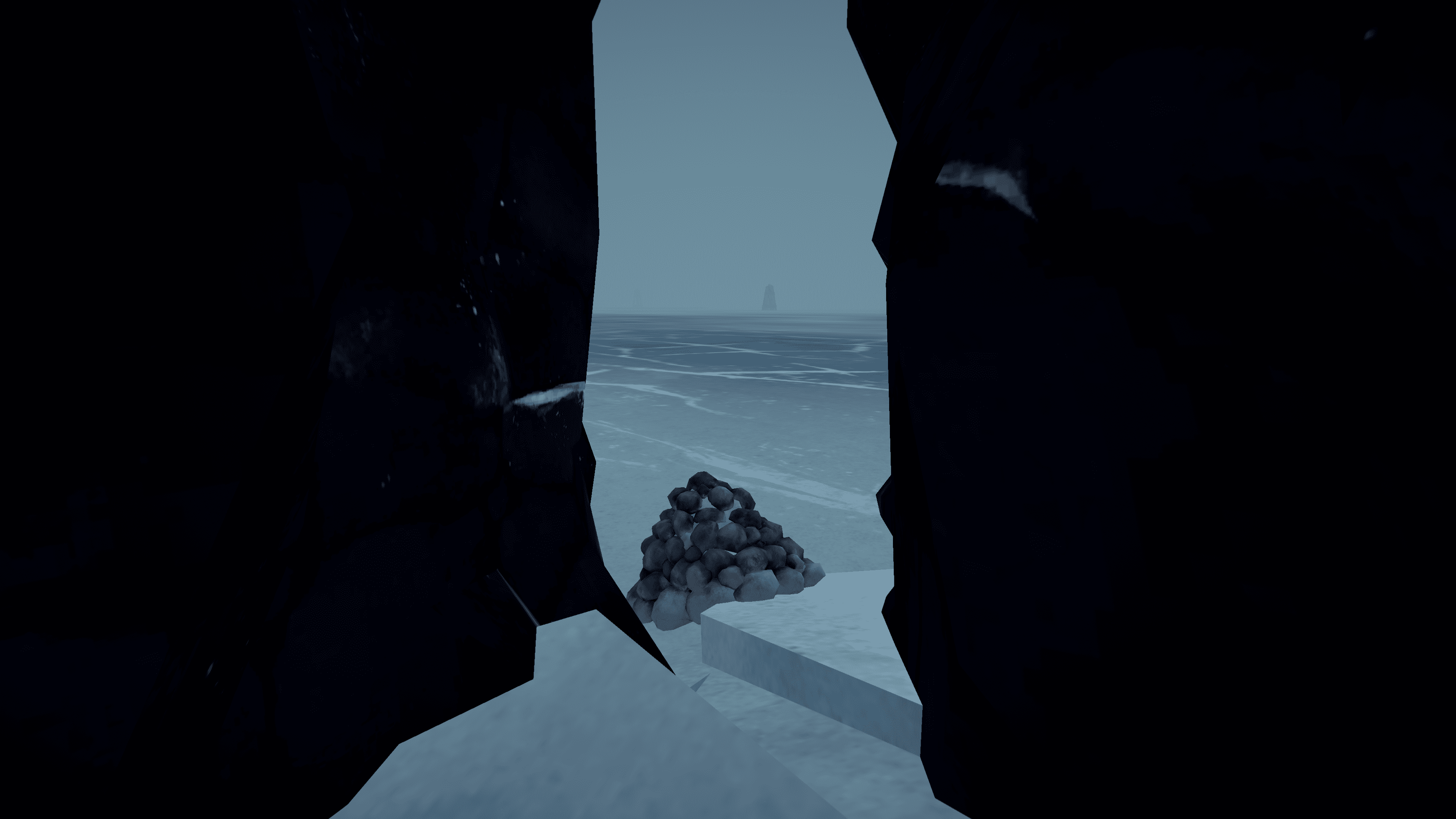 The Long Dark - Advanced rock cache placing + Top 5 caches per region - 9- Coastal Highway - EA7FBF1