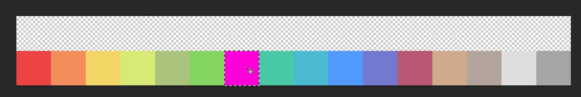 Townscaper - How to Change Building Color/Colour Palette - The Palette - 53728E7