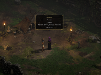 Diablo II: Resurrected – How to Reset Skills? 4 - steamlists.com