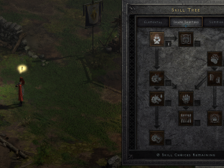 Diablo II: Resurrected – How to use Skills & Abilities? 6 - steamlists.com