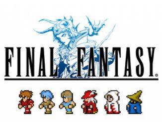 FINAL FANTASY – Font for Pixel Remaster Games + Replacing Font Tutorial Guide 1 - steamlists.com