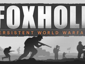 Foxhole – So you want to be a battlefield bard? 1 - steamlists.com