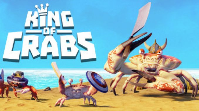 King of Crabs – Surviving legendary crabs before you get your own 1 - steamlists.com