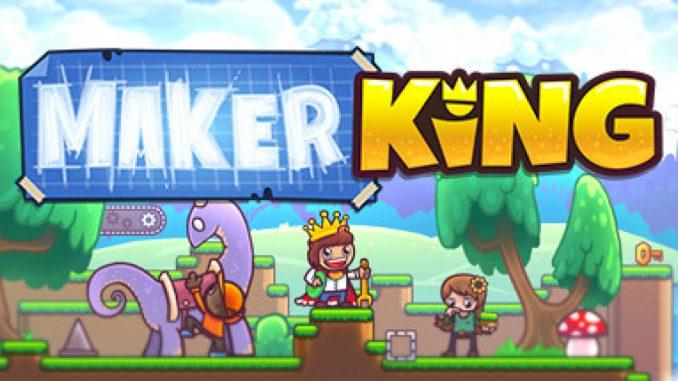 MakerKing – Basic Gameplay Mechanics and Key Controls Guide – WIP 1 - steamlists.com