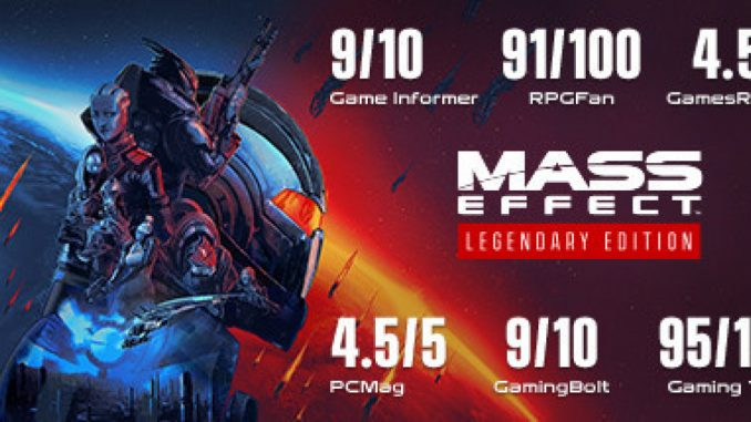 Mass Effect™ Legendary Edition – Game Information to Modding and Configuration 1 - steamlists.com